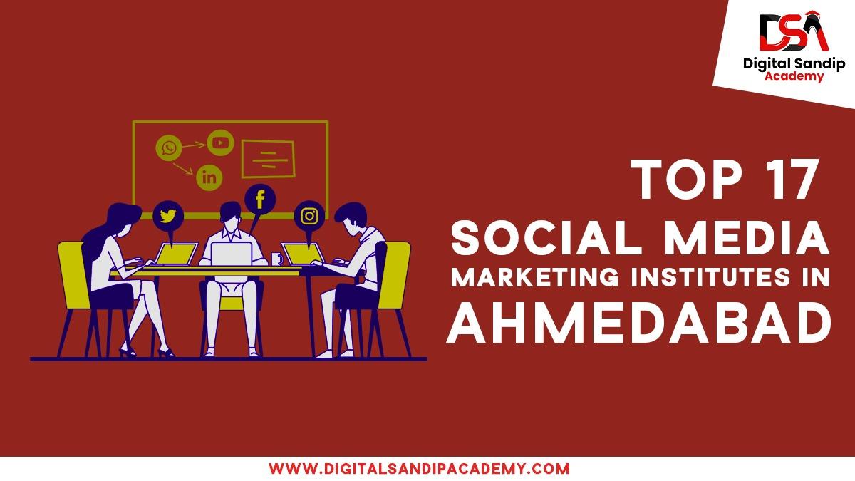 Social Media Marketing Institutes in Ahmedabad