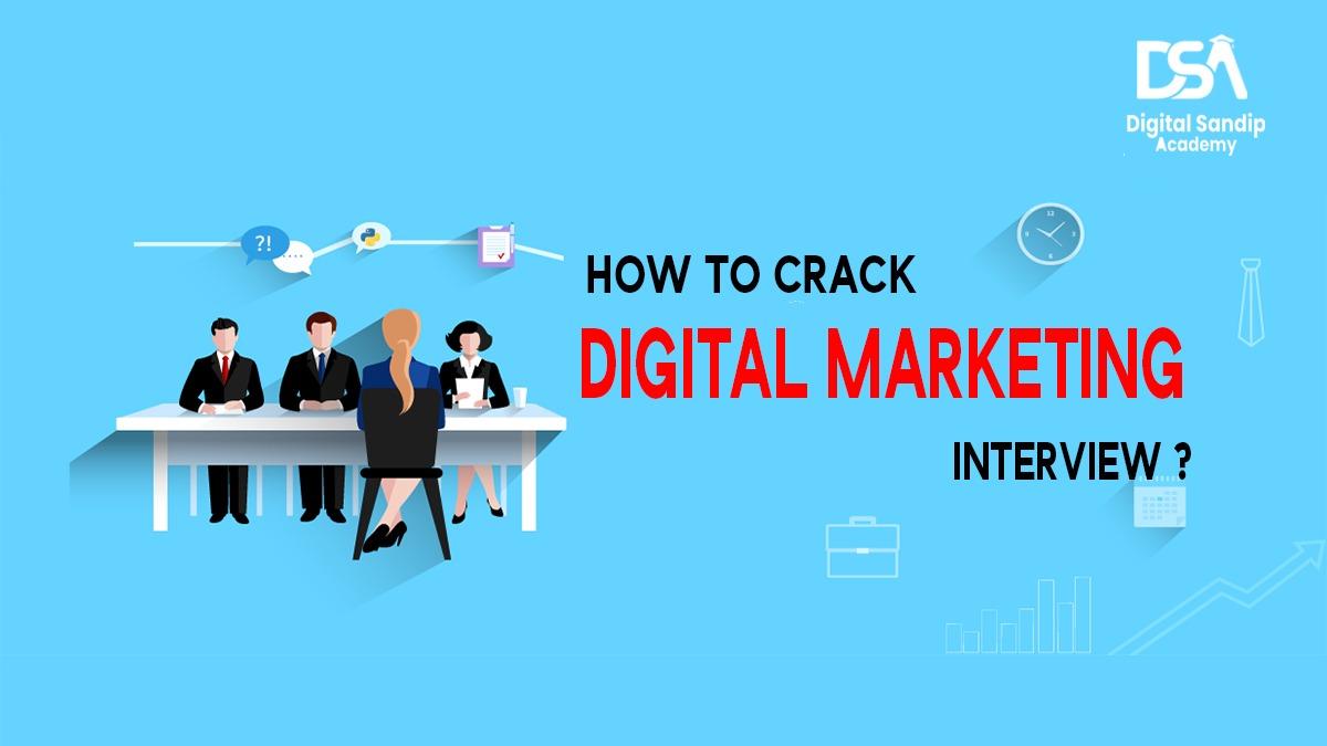 Digital Marketing interview tips_DSA